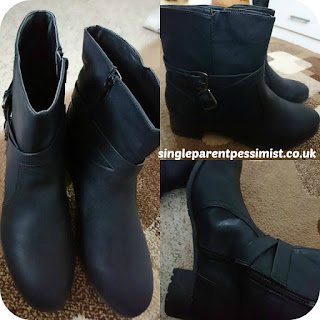 House of Fraser Boots by Evans