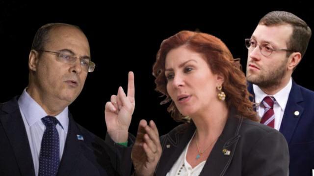 Quem vazou Operação da PF contra Witzel a deputados bolsonaristas?