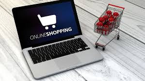 online shopping stoped