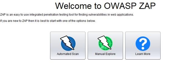 Seguridad de la Información: OWASP ZAP 2 8