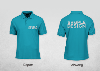 Mockup Polo Shirt CDR