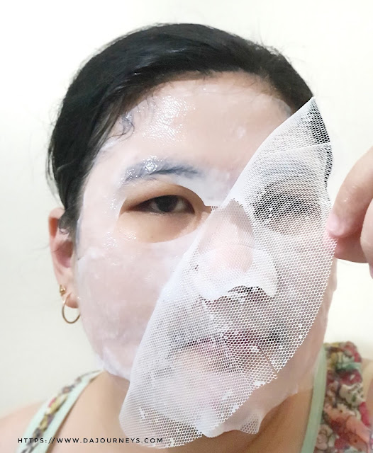 Review Illiyoon Probiotics Skin Barrier Mask