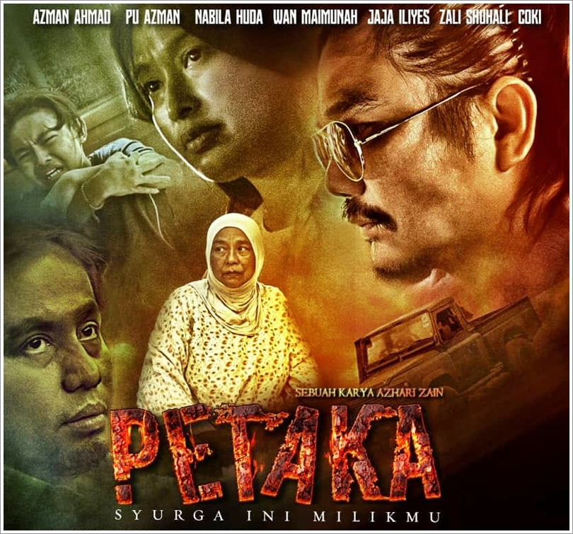 Movie Review Petaka: Syurga Ini Milikmu (2021)