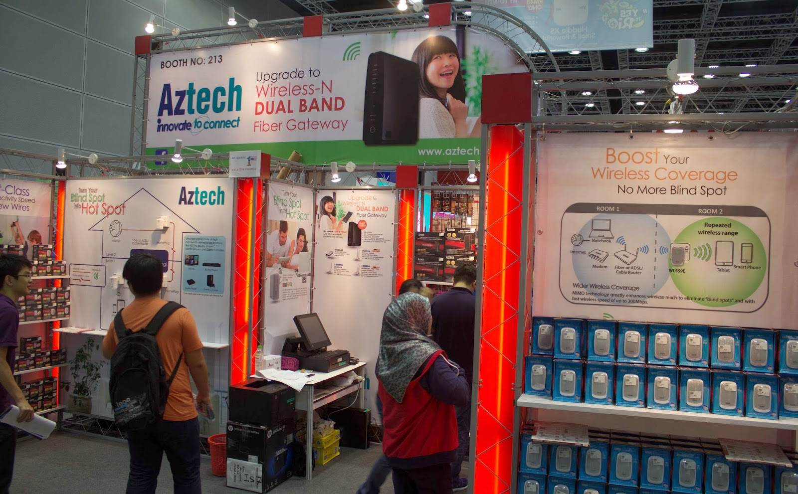 Coverage of PIKOM PC Fair 2014 @ Kuala Lumpur Convention Center 335