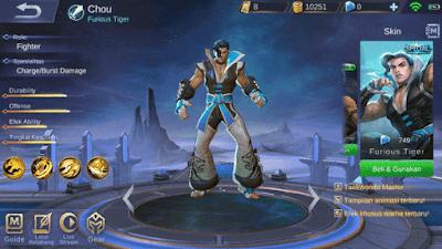 hero terkuat dan disukai oleh player top global