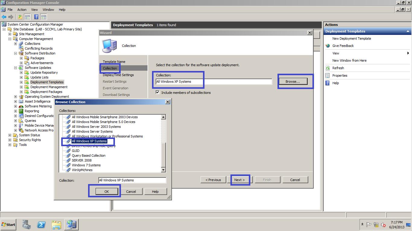 Software Update Management -SCCM 2007