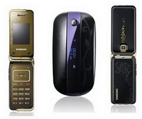 Samsung SGH-L310 and SGH-L320 Fashion Phone for Female