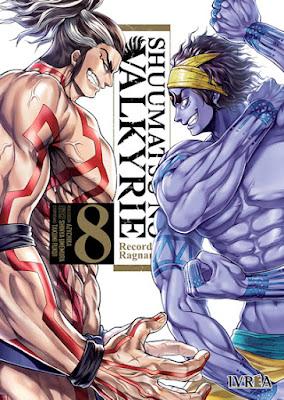 Review de Shuumatsu no Valkyrie vols 8 y 9 de Shinya Umemura y Takumi Fukui, Ivréa.