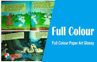 Buku Cerita Dongeng Anak Tentang Binatang