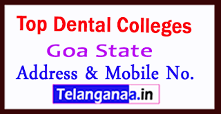 Top Dental Colleges in Goa
