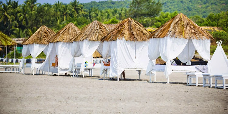Luxury Camping in Goa at Paros by Amarya