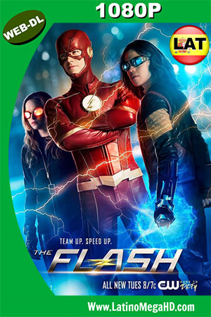 The Flash (Serie de TV) (2017) Temporada 4 Latino WEB-DL 1080P ()