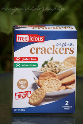 Freelicious Gluten Free Crackers