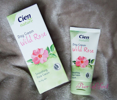 piereffect cien nature wild rose crema viso