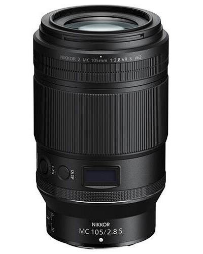 Объектив Nikon Nikkor Z MC 105mm f/2.8 VR S