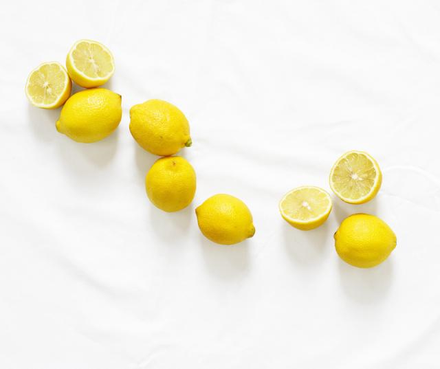 maska od limuna