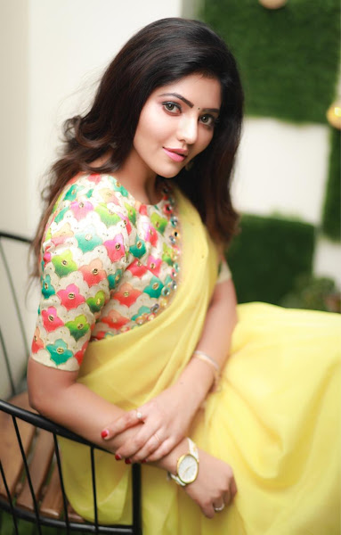 South Indian Actress  Athulya Ravi