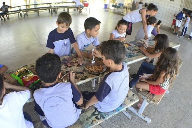 Prefeitura do Natal vai garantir alimentação escolar durante suspensão das aulas