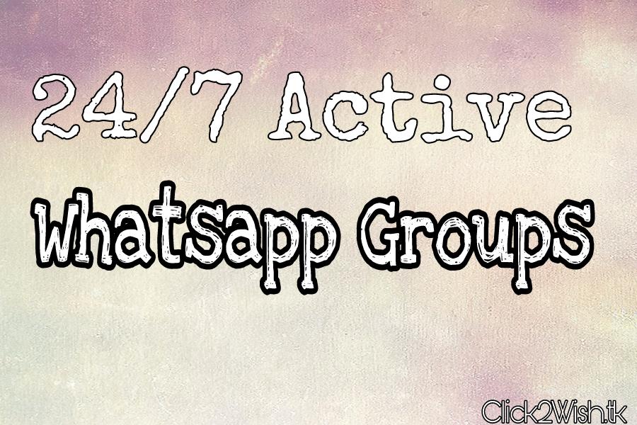 whatsapp links group