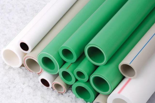 Ống PVC và Ống HDPE