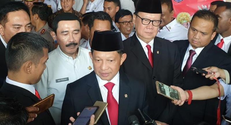 Tito Minta Kepala Daerah, Pelanggar PSBB Wajib Diberikan Sanksi Sosial