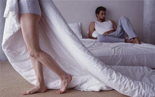 Biện pháp tránh thai có hại cho chồng bạn