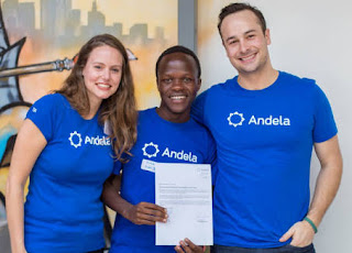 Andela Nigeria Fellowship Cycle 36.1 2018