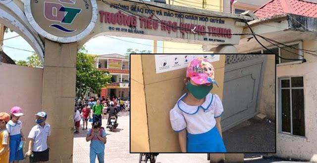 Trách nhiệm của các bên liên quan vụ học sinh phơi nắng trước cổng trường
