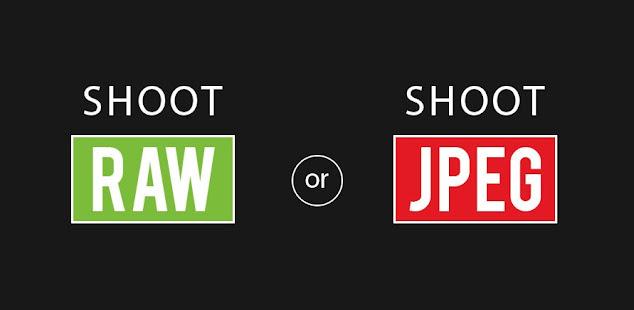 raw vs jpeg the real story
