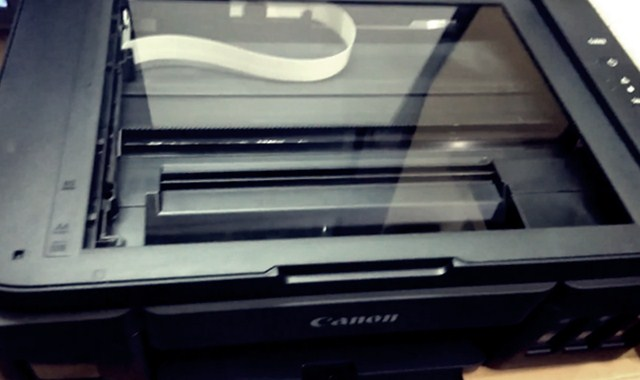 Cara Scan Dokumen Di Printer Canon G2000