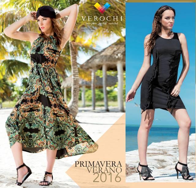 verochi ropa dama 2016 pv. ▻ Ver Catalogo Digital Verochi Ropa Primavera  Verano 2016 a6573345bdbd
