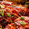 Honey Sriracha Baked Chicken Breasts Recipe