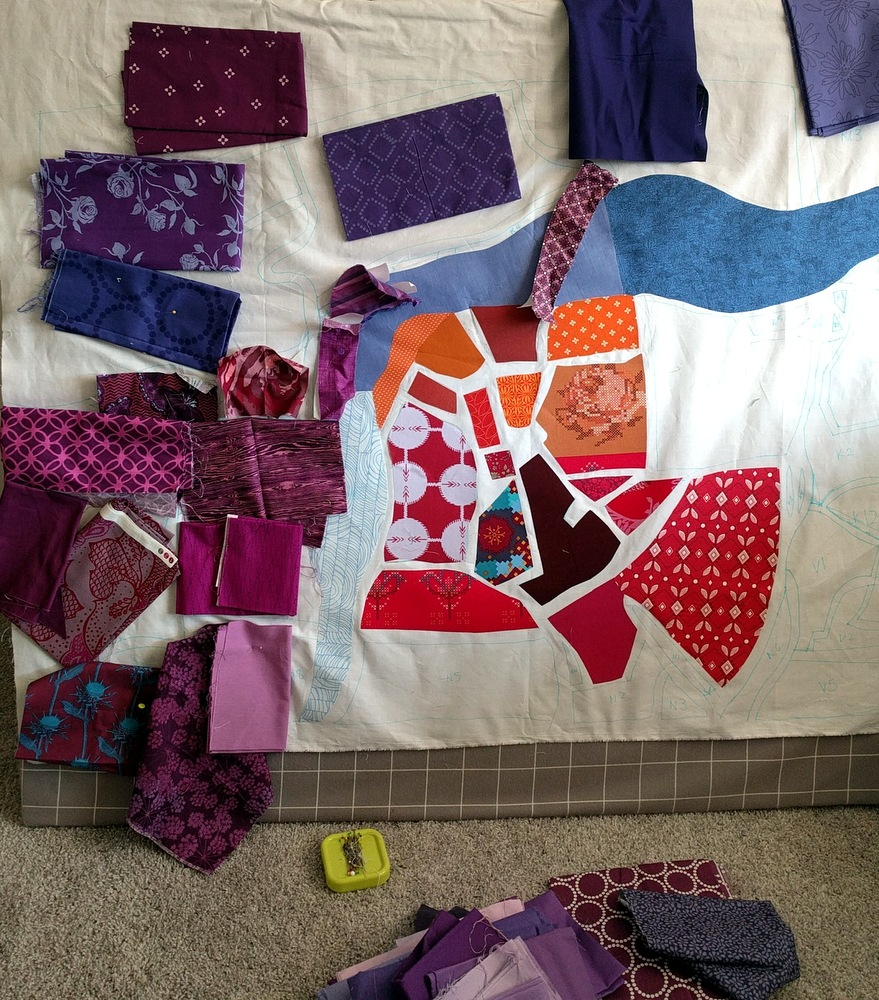 Quilty Habit: Quilt For The Process