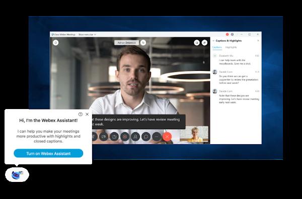 Cisco anuncia novidades no Webex: tradução em tempo real quebra barreiras de linguagem para reuniões mais inclusivas