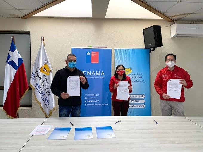 Centro Diurno del Adulto Mayor de Padre Las Casas podrá seguir funcionando hasta el 2022