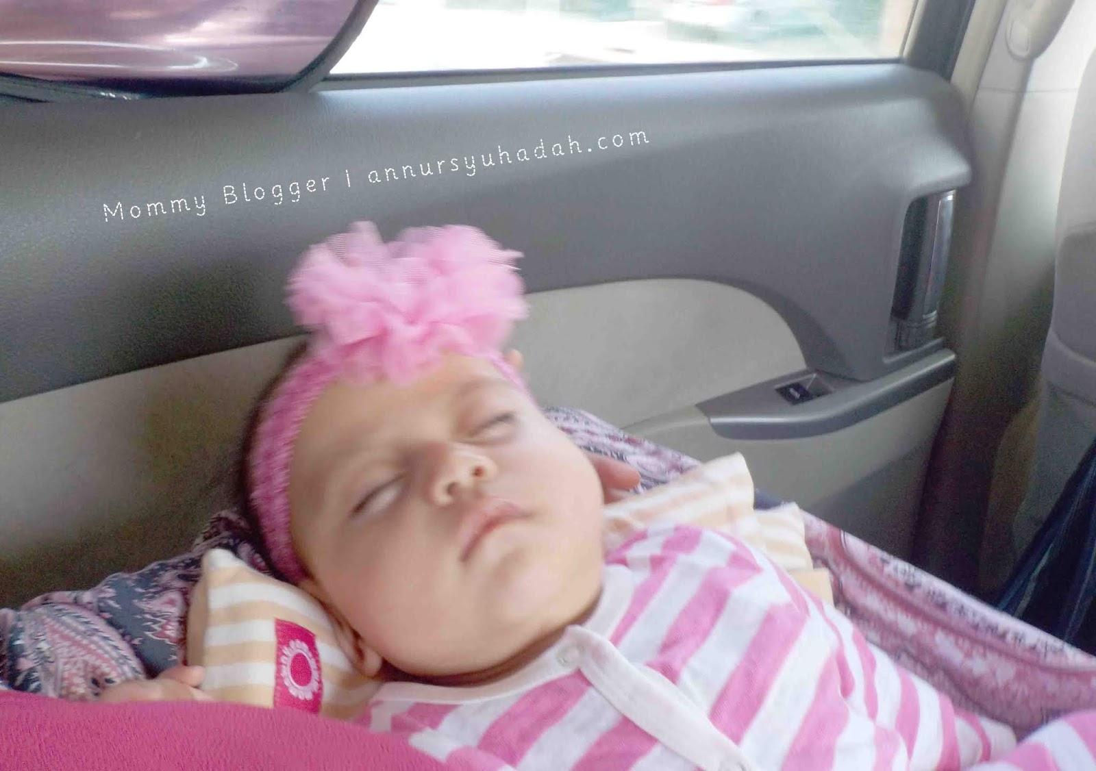 bantal bayi mamaway