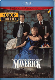 Maverick [1994] [1080p BRrip] [Latino- Ingles] [GoogleDrive] LaChapelHD