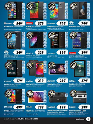 Catalog_Flanco_Black Firday 2015 Telefoane Mobile Tablete