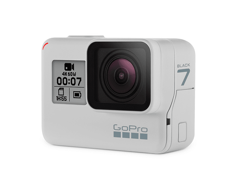 GoPro Hero 7 Black - Dusk White edition