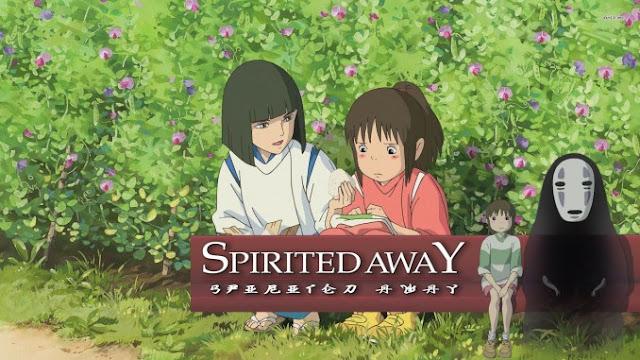 Streaming dan download Sen to Chihiro no Kamikakushi BD Subtitle Indonesia
