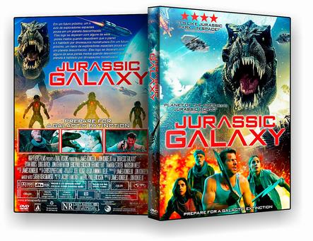 DVD Jurassic Galaxy - ISO