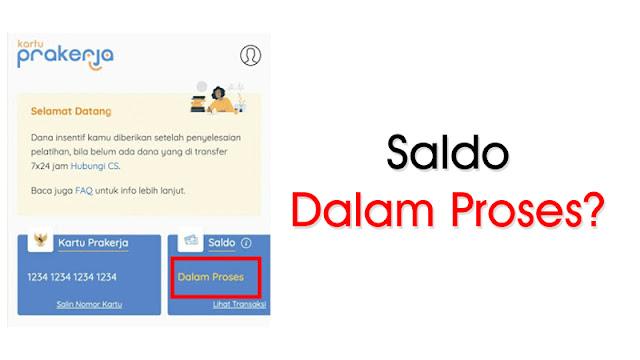 Bagian Salto tertulis Dalam Proses