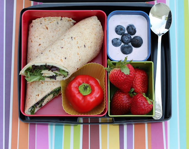 Bentology Summer Lunches - mamabelly.com