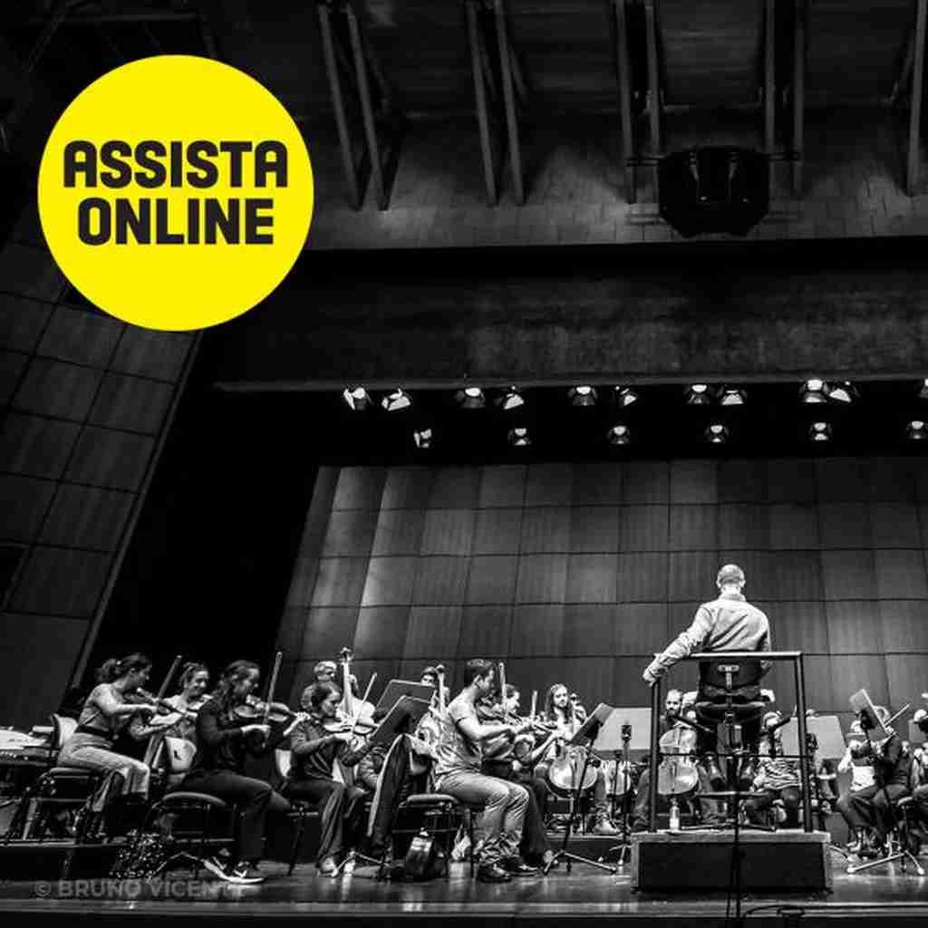 No próximo sábado, dia 13 de março, poderá assistir a partir de sua casa, ao concerto que a Orquestra de Câmara Portuguesa apresentou no Grande Auditório do CCB, em dezembro do ano passado, Serenata.