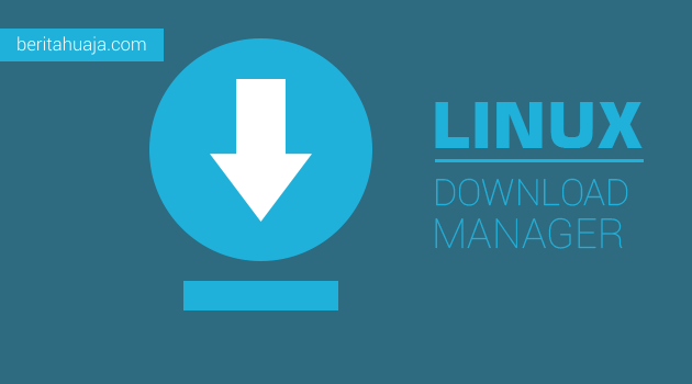 LINUX Download Manager: Alternatif Internet Download Manager (IDM)