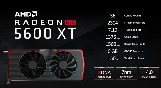 AMD Officially Launches Radeon RX 5600 XT: A New Challenger Arrives!
