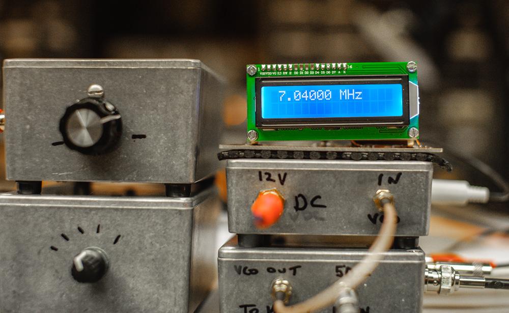 QRP HomeBuilder - QRPHB -: Transistor Radio Series - The 7 MHz
