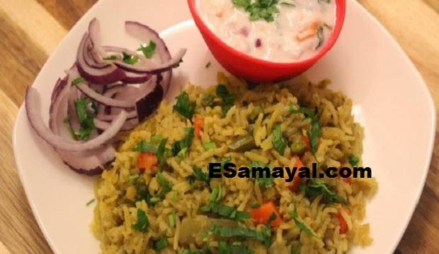 காராமணி - பூண்டு பிரியாணி செய்வது | Karamani - Garlic Biryani Recipe !