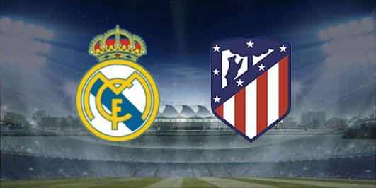 مباراة ريال مدريد واتليتكو مدريد اليوم الدوري الاسباني