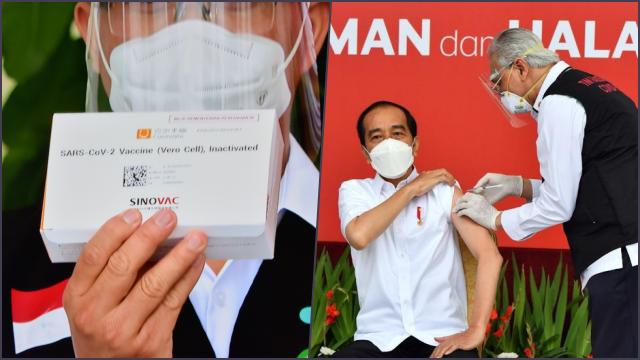 Media Asing: Lonjakan Kasus Covid-19 di Indonesia Bukti Kegagalan Vaksin Sinovac